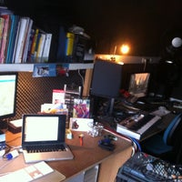 Photo taken at playfield-media office by Thomas W. on 2/23/2013