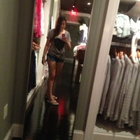 Photo taken at Abercrombie & Fitch by Lesleei on 7/24/2013