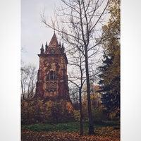 Photo taken at Замок с приведениями by Элли on 10/11/2014