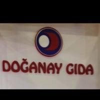 Photo taken at Doğanay Gıda by Mert A. on 6/19/2014
