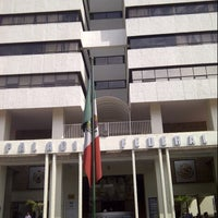 Photo taken at Palacio Federal by Josh M. on 11/21/2012