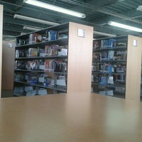 Photo taken at Biblioteca Central Del Estado Ricardo Garibay by Erwin M. on 4/4/2013