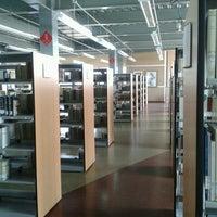 Photo taken at Biblioteca Central Del Estado Ricardo Garibay by Erwin M. on 3/21/2013