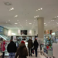 Photo taken at Karstadt by Jacques A. on 2/12/2013