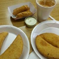 Photo taken at Cafe Canela by Tony T. on 12/26/2012