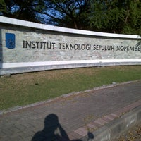 Photo taken at Institut Teknologi Sepuluh Nopember (ITS) by Farid G. on 7/22/2013