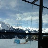 Das Foto wurde bei Olympia-Relax-Hotel Leonhard Stock von Yana T. am 1/18/2014 aufgenommen