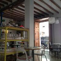 Foto tomada en El Baret De Miquel Ruiz por Cristina S. el 2/17/2013