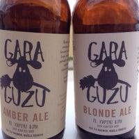 10/5/2014 tarihinde Teoman Ü.ziyaretçi tarafından Gara Guzu Brewery'de çekilen fotoğraf