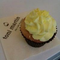 Photo taken at Toni Martin Cupcake Boutique by Olga N. on 10/26/2012