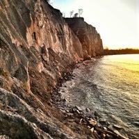 4/25/2013 tarihinde Tim D.ziyaretçi tarafından Scarborough Bluffs'de çekilen fotoğraf