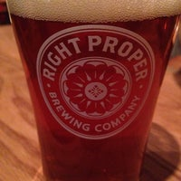 Photo prise au Right Proper Brewing Company par Jim M. le12/20/2013