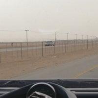Photo taken at Dammam-Riyadh highway by AKA 6. on 4/18/2013