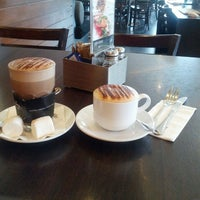 Photo taken at The Coffee Club by Вера М. on 7/18/2013