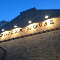 Photo taken at Boiler House Texas Grill & Wine Garden by Clay F. on 3/31/2013