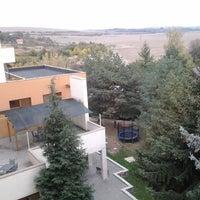 Photo taken at Hotel Jantár by Patricka H. on 10/11/2013