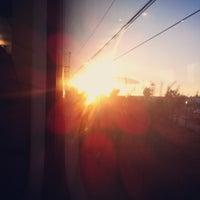 Снимок сделан в RENFE El Masnou пользователем Annie G. 2/11/2013