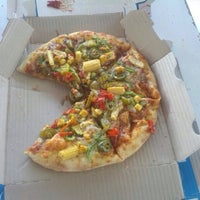 Photo taken at Domino's Pizza by Adarsh P. on 7/16/2014