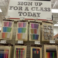 Photo taken at Michaels by Darwin A. on 3/6/2014