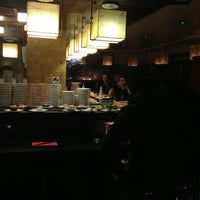 Photo taken at Sushi Hiroba by grace on 2/16/2013