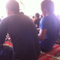Photo taken at Masjid As Salam Kantor Samsat Banjarmasin by Xta M. on 12/14/2012