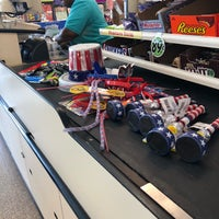 Photo taken at Dollar Tree by Anne-Marie K. on 7/2/2018