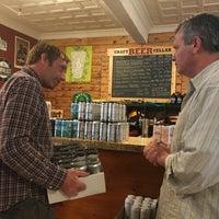 Photo taken at Craft Beer Cellar Waterbury by Anne-Marie K. on 5/26/2017