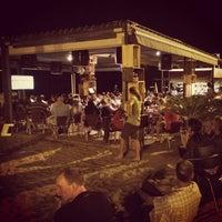 Photo taken at La Deliciosa Beach Bar by Selda Y. on 6/21/2014