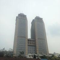 Photo taken at Fudan University by Michelle G. on 6/18/2013