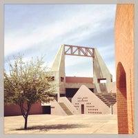 Photo taken at ASU Art Museum by Javier G. on 3/21/2013
