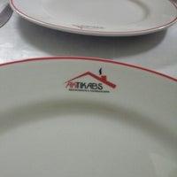 Photo taken at Akitikabs Restaurante e Churrascaria by Ma B. on 3/18/2013