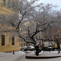 Photo taken at Saint-Petersburg State University of Architecture and Civil Engineering (SPSUACE) by Оксана Б. on 4/8/2013