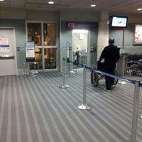 Photo taken at Gate C11 by Taku 目. on 12/3/2012