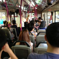Photo taken at Go-Ahead: Bus 36 by Taku 目. on 8/29/2013