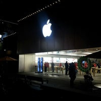Photo taken at Apple University Village by Taku 目. on 12/8/2012