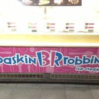 Photo taken at Baskin Robbins by Taku 目. on 10/1/2013