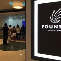 Photo taken at Fountain Money Changer by Taku 目. on 5/20/2016