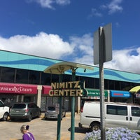 Photo taken at Nimitz Shopping Center by Taku 目. on 9/29/2017