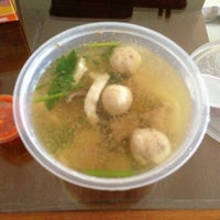 Photo taken at Authentic Mun Chee Kee KING of Pig's Organ Soup by Taku 目. on 7/28/2013