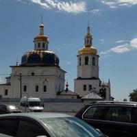 Photo taken at Свято-Знаменский Абалакский монастырь by Юлия С. on 6/3/2017