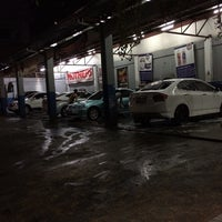 Photo taken at Bluemile Auto Detailing by Francis F. on 3/16/2014