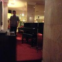 Photo taken at Hotel Saphir Yogyakarta by Pandan P. on 1/29/2013