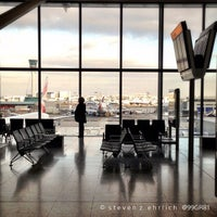Photo taken at Terminal 5 by Steven E. on 3/2/2013