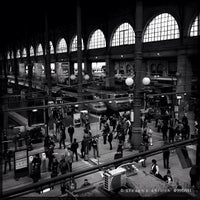 Photo taken at Paris Nord Railway Station by Steven E. on 6/23/2013