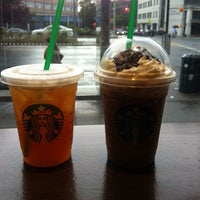 Photo taken at Starbucks by Damla İ. on 9/2/2013
