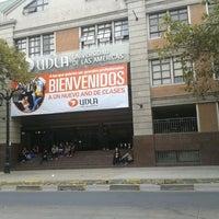 Photo taken at Facultad De Ingeniería Y Negocios UDLA República by Alvaro j. on 4/5/2013