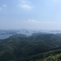Photo taken at 烏帽子岳 山頂 by ろっきー on 8/14/2016