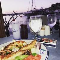 9/13/2017 tarihinde Aslı S.ziyaretçi tarafından Nazmi Restaurant'de çekilen fotoğraf