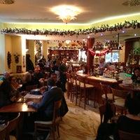 Photo taken at Grand Café Planie by Ece C. on 1/3/2015