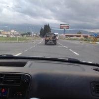 Photo taken at İzmir - Çanakkale Yolu by Kadir H. on 5/5/2014